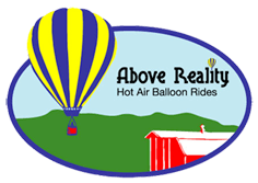 Above Reality Hot Air Balloon Rides Vermont