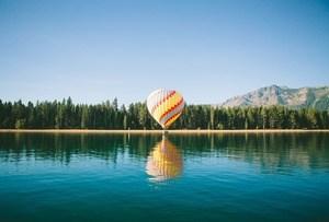 lake chaplain hot air balloon rides