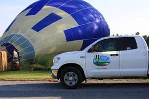 Above Reality Balloon flight information