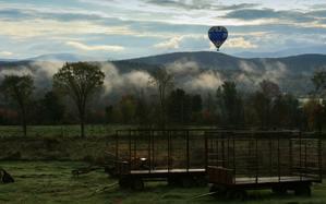 above reality hot air balloon rides burlington essex vt