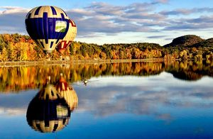 Above Reality - Essex balloons - hot air balloon rides near Burlington
